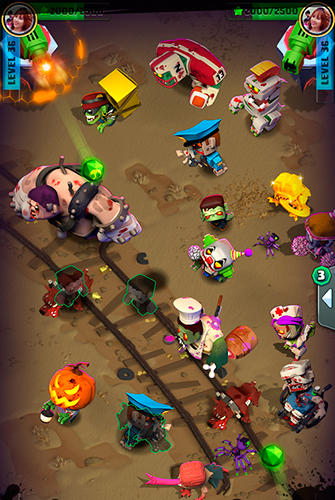 Shoot like hell: Zombie screenshot 3