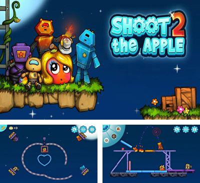 In addition to the game Shoot the Apple for Android phones and tablets, you can also download Shoot the Apple 2 for free.