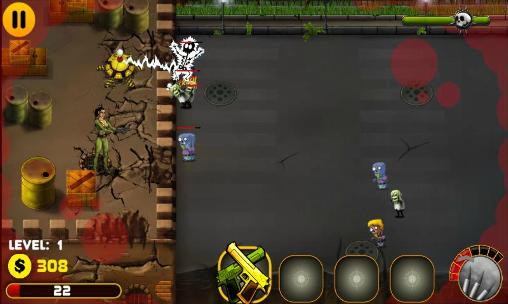 Shoot the zombies screenshot 3
