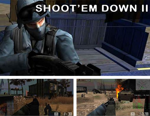 Shoot`em down 2: Shooting game