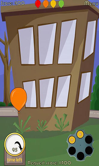 Screenshots von Shooting balloons games 2 für Android-Tablet, Smartphone.