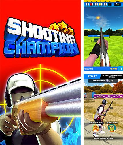 Shooting champion