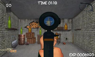 Screenshots von Shooting Club für Android-Tablet, Smartphone.
