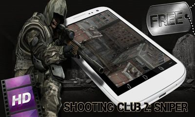 Shooting club 2 Sniper poster
