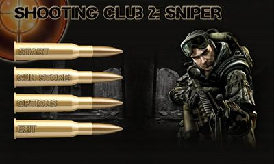 Shooting club 2 Sniper screenshot 1
