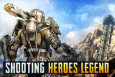 Shooting heroes legend: FPS gun battleground games APK