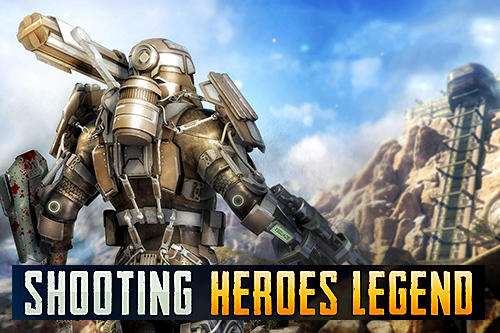 Shooting heroes legend: FPS gun battleground games