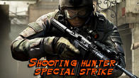 Shooting hunter special strike APK
