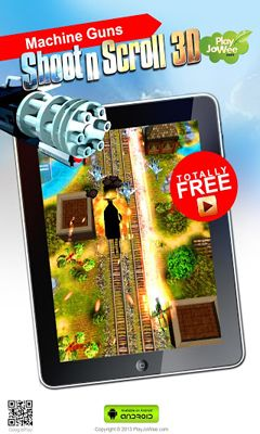 Download Shoot'n'Scroll 3D Android free game.