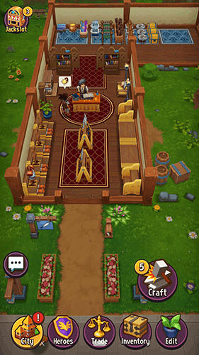Screenshots von Shopkeeper quest für Android-Tablet, Smartphone.