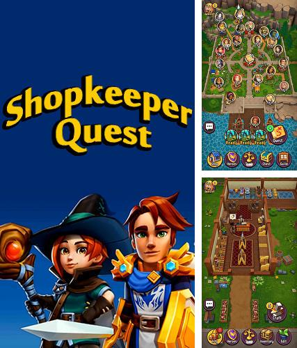 Shopkeeper quest