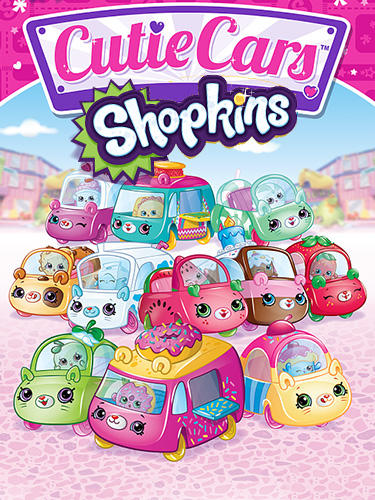 Shopkins: Cutie cars poster