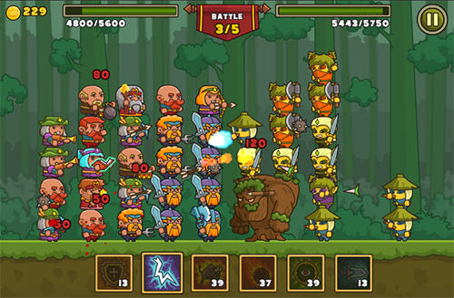 Download Shorties's kingdom Android free game.