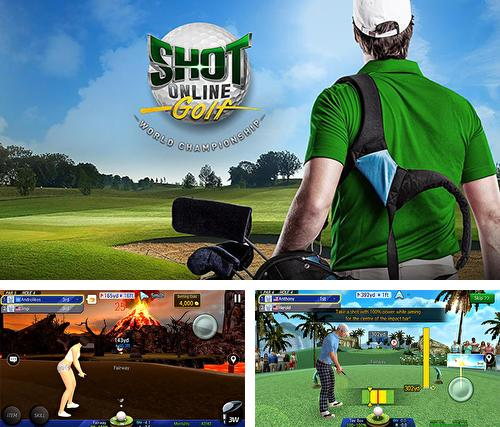 Shot online golf: World championship