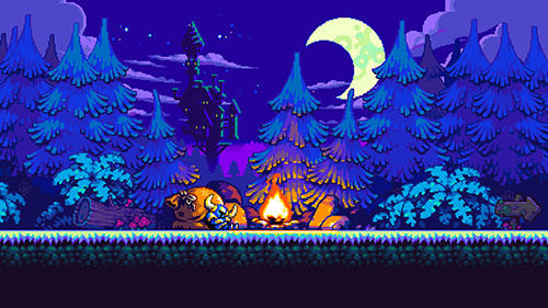 Shovel knight dig screenshot 5