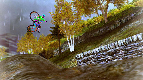 Stickman downhill screenshot 3