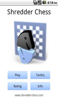 SHREDDER CHESS GRATUIT TÉLÉCHARGER