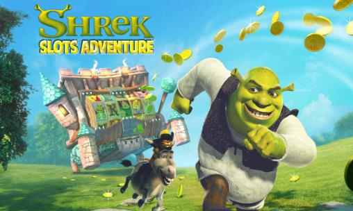 Shrek: Slots adventure обложка