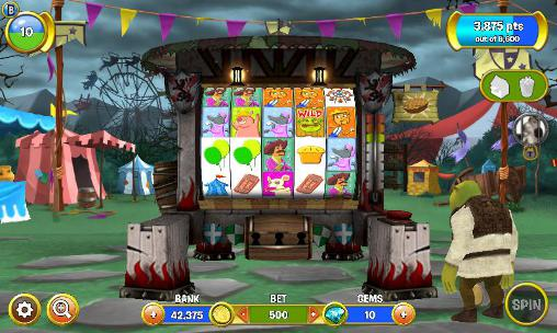Shrek: Slots adventure скриншот 2