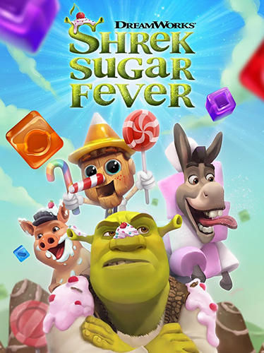 Shrek sugar fever обложка