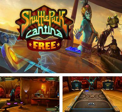 In addition to the game Roby Tumbler for Android phones and tablets, you can also download Shufflepuck Cantina for free.
