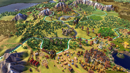 Sid Meier's civilization 6: Rise and fall screenshot 2