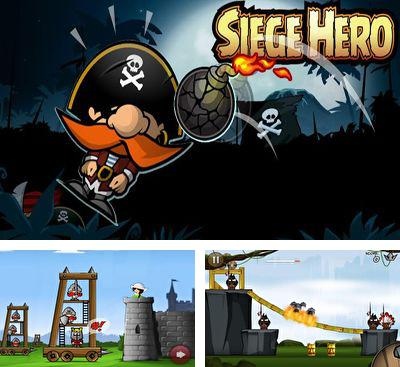 In addition to the game Idestroyer for Android phones and tablets, you can also download Siege Hero for free.