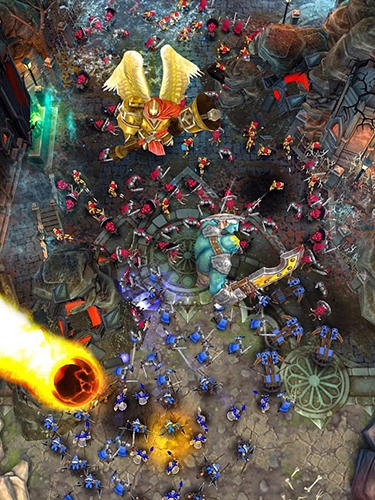 Siege: Titan wars screenshot 3