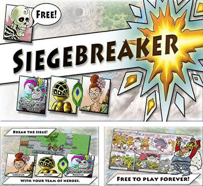 In addition to the game Trollum for Android phones and tablets, you can also download Siegebreaker for free.