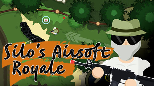 Silo's airsoft royale poster