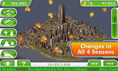 SimCity Deluxe скриншот 2