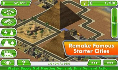 SimCity Deluxe screenshot 5