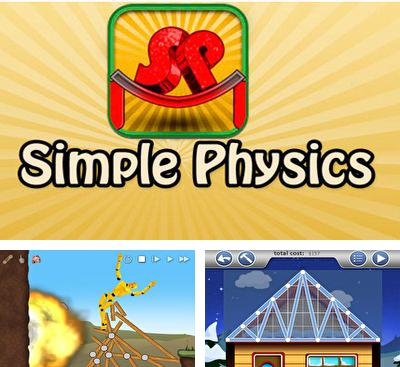 In addition to the game SimpleRockets for Android phones and tablets, you can also download SimplePhysics for free.