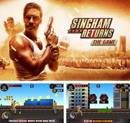 Singham returns: The game