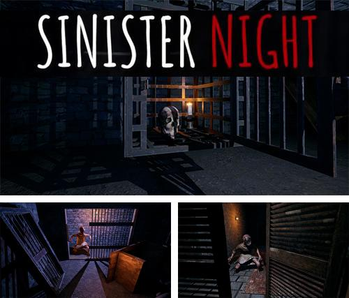 Sinister night: Horror survival game