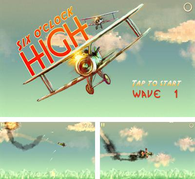 In addition to the game Racing Glider for Android phones and tablets, you can also download Six O'Clock High for free.