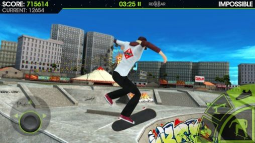 Skateboard party 2 für Android spielen. Spiel Skateboard Party 2 kostenloser Download.