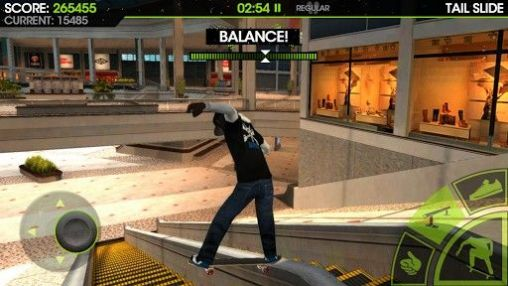 Screenshots von Skateboard party 2 für Android-Tablet, Smartphone.