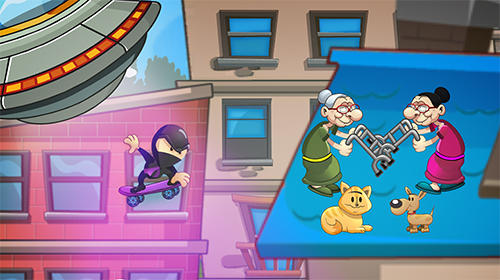 Screenshots of the Skater boys: Skateboard games for Android tablet, phone.