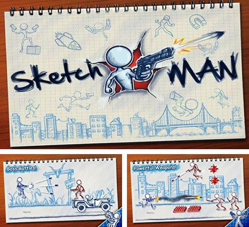 In addition to the game Pave the way for Android phones and tablets, you can also download Sketchman for free.