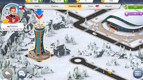 Ski jump mania 3 screenshot 1