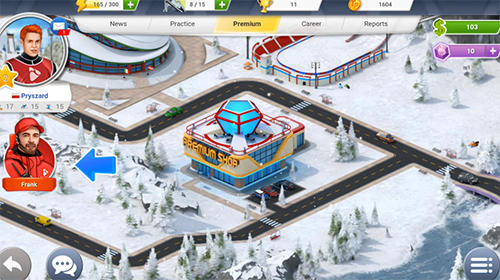 Ski jump mania 3 screenshot 2