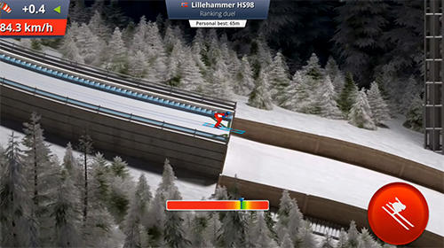 Ski jump mania 3 screenshot 3