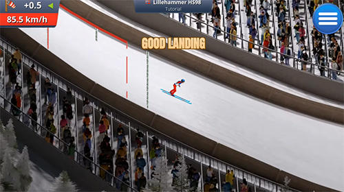Ski jump mania 3 screenshot 4
