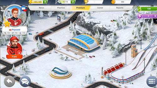 Ski jump mania 3 screenshot 5