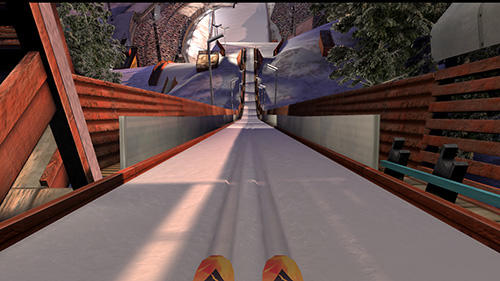 Ski jumping pro screenshot 1