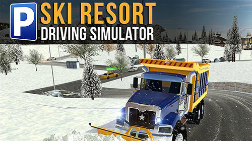 Ski resort: Driving simulator