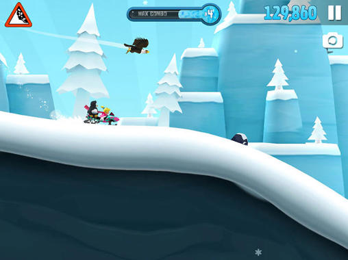 Ski safari 2 screenshot 3