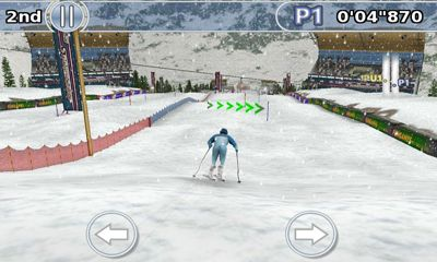 Ski jumping pro screenshot 5