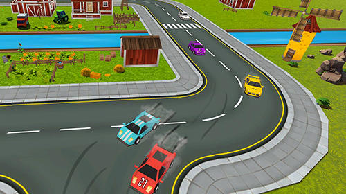 Skid chase fast: Racing rally screenshot 1